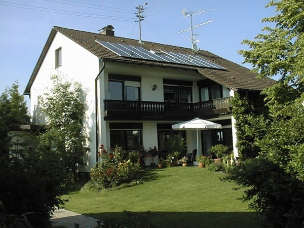Bayern - Pilsting Lilien Street 2 - 100000 roof program Buyer Meindl. 2.97 kW peak photovoltaic, Sunny Boy inverter.