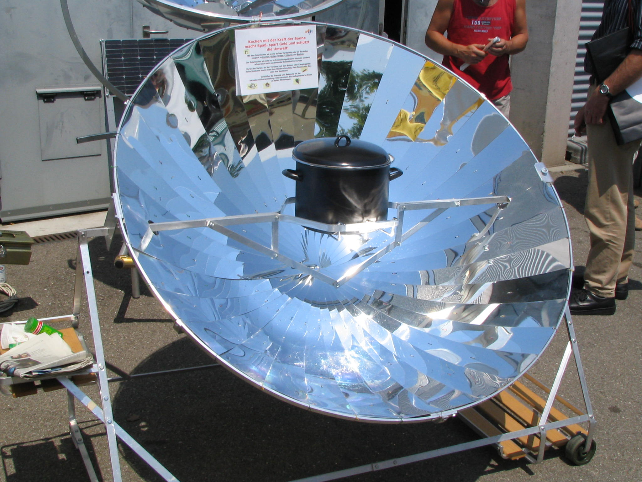 solar cooker Solar ovens included in this wiki include the gosun stove sport, solcook all season, sunflair portable deluxe, sun ovens all american, rand solar cooker, and solavore sport solar ovens are also .