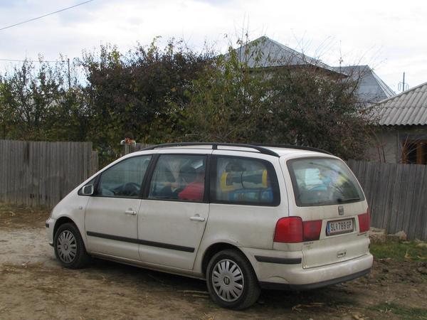 30.000 EUR House One has not counted the working hours, the whole the building of a house has cost about 30 000 EUR, equally  prise of my Seat Alhambra parked before it.