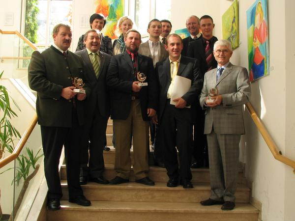 Prizewinners Eurosolar Austria 2005 We plan to publish a picture reportage over each of the award winning projects. Soon more on this sites.