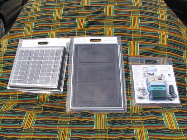2 billion people off grid Small affordable solar sets for all the people where the electric power does not come put of the plug. As we know, electric power falls down from the sky.
