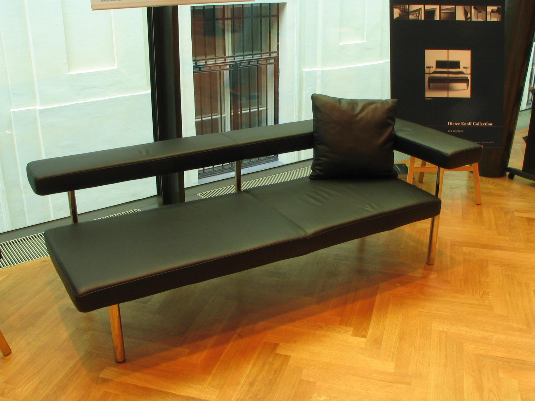 Couch Umbau