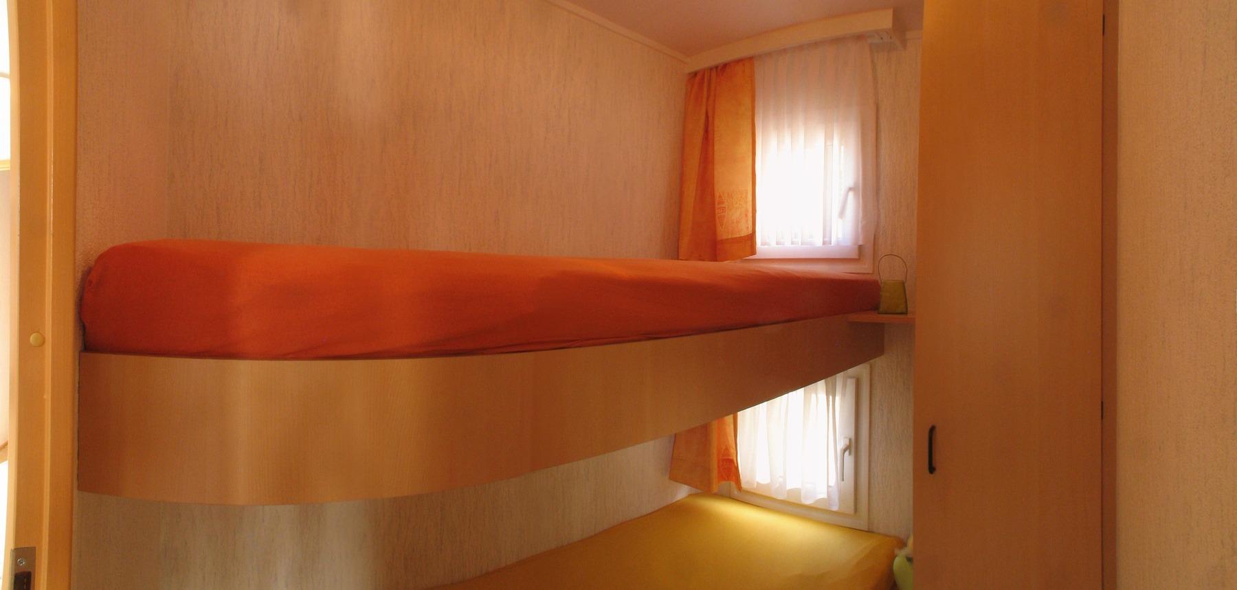 Kinderzimmer im tobs 1080 mobilheim - Stockbetten kinderzimmer ...