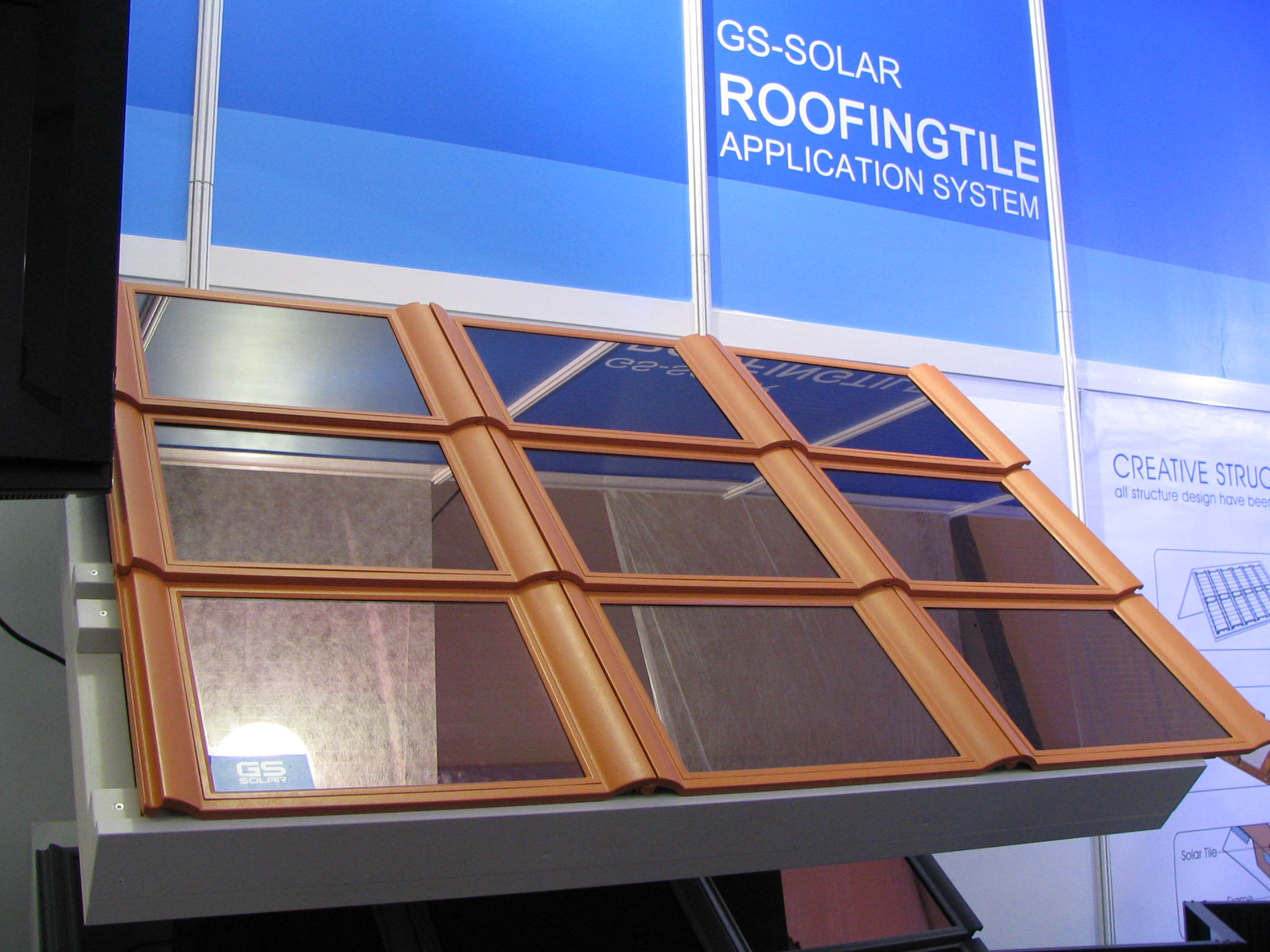 Integrated Solar Tiles Images Frompo 1
