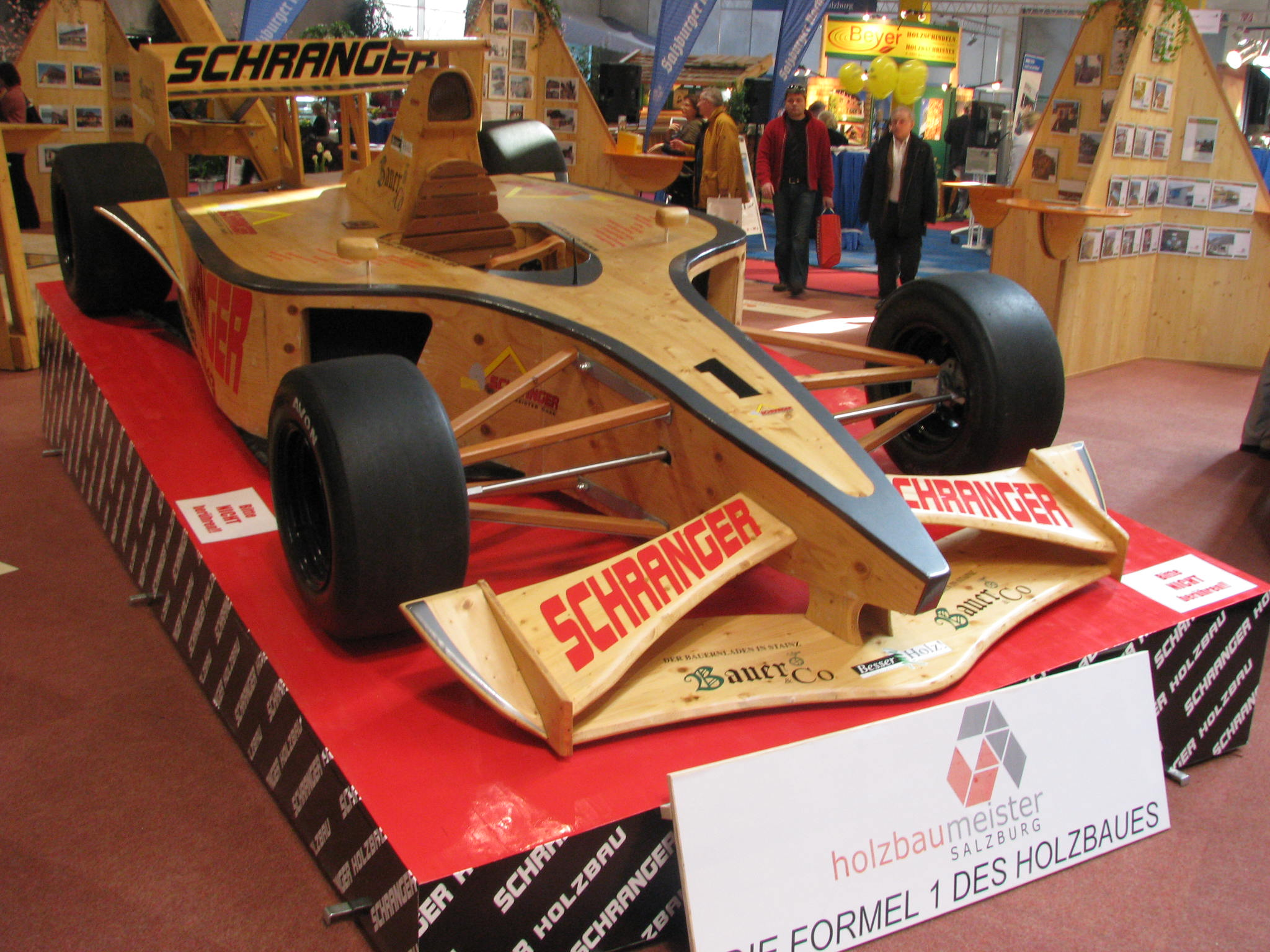 How To Make A Wooden Race Car