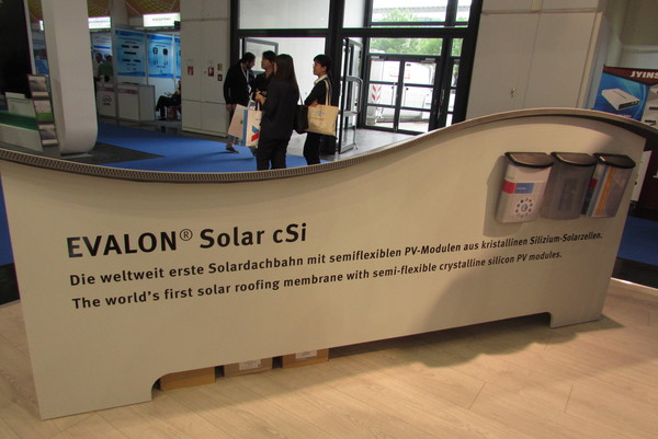PV-Austria with flexible Photovoltaic What actually became of all the architecturally sweeping roof solutions after the end of Unisolar? Here, new flexible roof solutions with crystalline photovoltaics from PV-Austria.